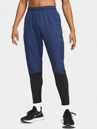 Спортивні штани NIKE Essential Run Division running pants модель DA0412-410 — фото - INTERTOP