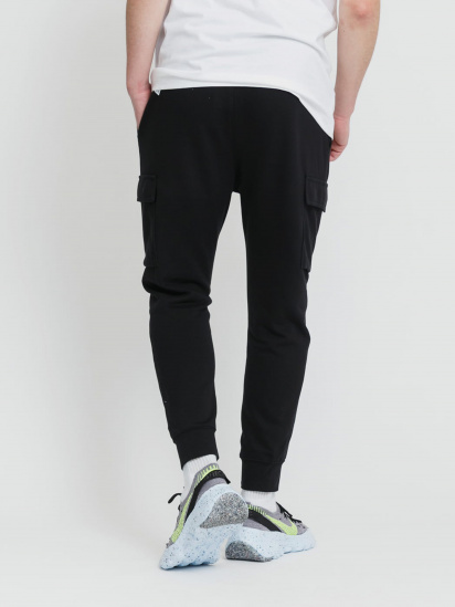 Спортивні штани NIKE Club FT Cargo Pants модель CZ9954-010 — фото 2 - INTERTOP