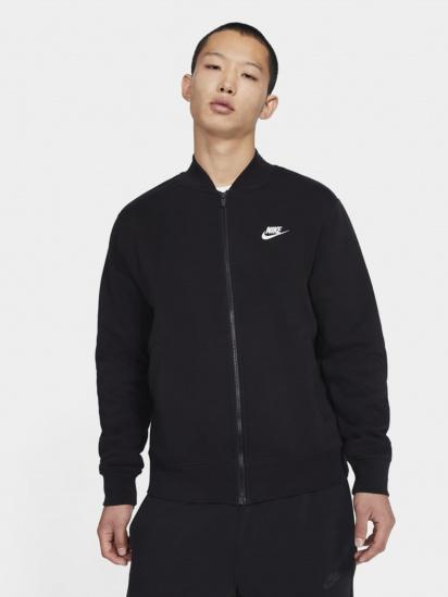 Кофта спортивна NIKE Sportswear Club Fleece модель BV2686-010 — фото - INTERTOP