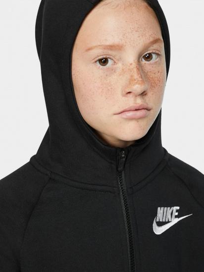 Кофта спортивна NIKE Sportswear Full Zip модель BV2712-010 — фото 3 - INTERTOP