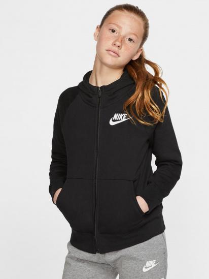 Кофта спортивна NIKE Sportswear Full Zip модель BV2712-010 — фото - INTERTOP