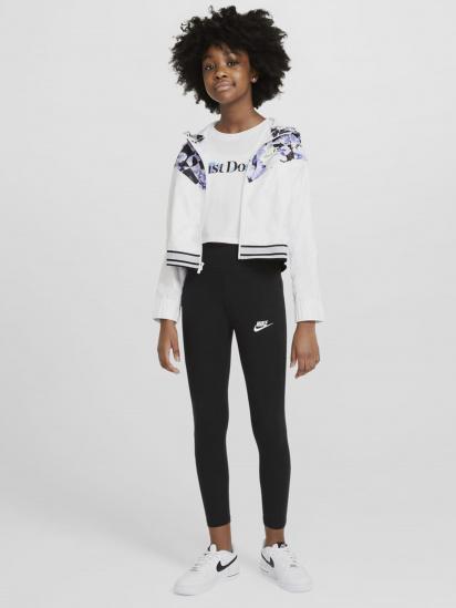 Легінси NIKE Sportswear Favourites Older Kids модель CU8248-010 — фото 3 - INTERTOP