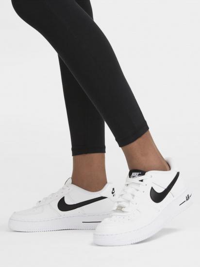 Легінси NIKE Sportswear Favourites Older Kids модель CU8248-010 — фото 5 - INTERTOP