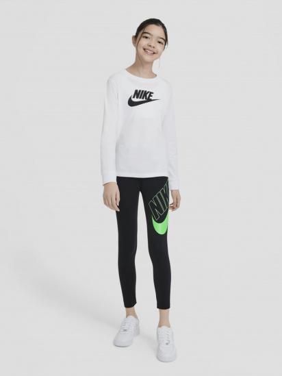 Легінси NIKE Sportswear Favorites модель CU8943-013 — фото 3 - INTERTOP