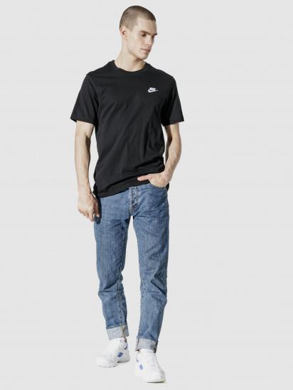 Футболка NIKE Sportswear Club модель AR4997-013 — фото 4 - INTERTOP