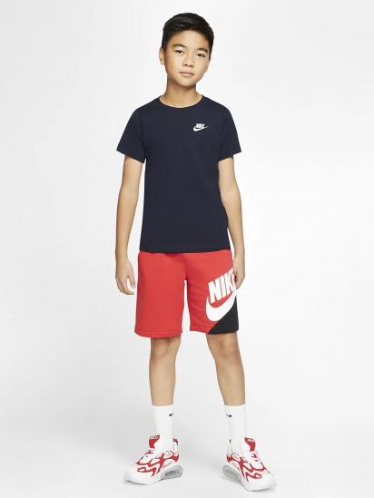 Футболка NIKE Sportswear модель AR5254-451 — фото 3 - INTERTOP