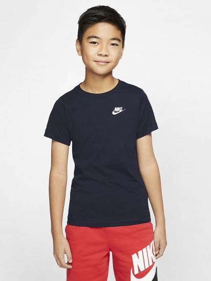Футболка NIKE Sportswear модель AR5254-451 — фото - INTERTOP