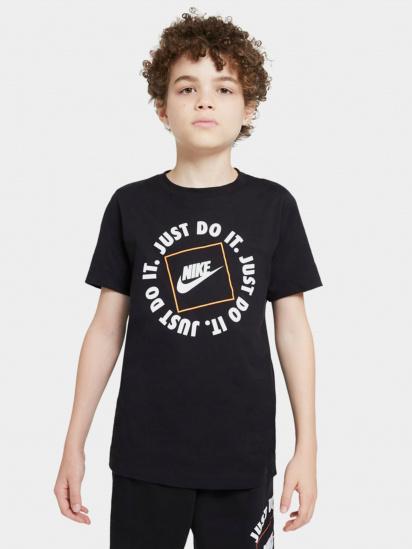 Футболка NIKE Sportswear модель DC7522-010 — фото - INTERTOP