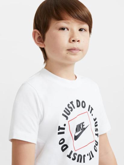 Футболка NIKE Sportswear модель DC7522-100 — фото 3 - INTERTOP