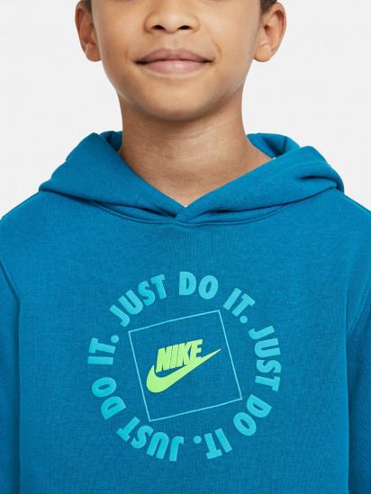 Худі NIKE Sportswear JDI модель DB3254-301 — фото 3 - INTERTOP