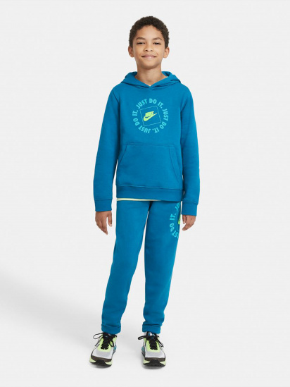 Худі NIKE Sportswear JDI модель DB3254-301 — фото 5 - INTERTOP