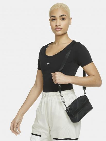 Поясна сумка NIKE Sportswear Futura модель CW9304-010 — фото 6 - INTERTOP