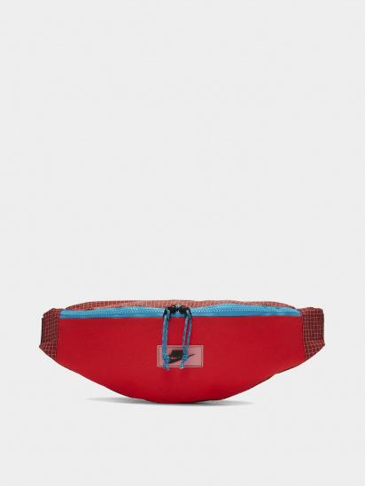 Поясна сумка NIKE Heritage модель DJ1620-673 — фото - INTERTOP