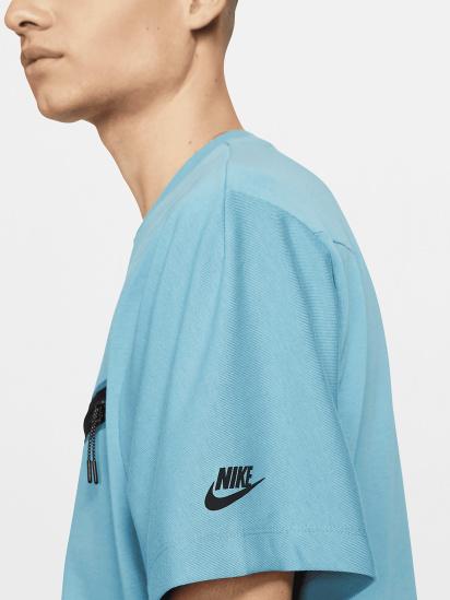 Футболка NIKE Sportswear модель DA0797-424 — фото 5 - INTERTOP