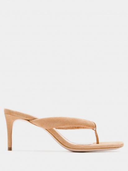 Шльопанці  для жінок SCHUTZ S2092400010010 розміри взуття, 2017