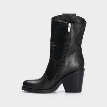 Сапоги женские Ботинки (Козак) 70149-020 черная кожа. Байка 70149-020 смотреть, 2017