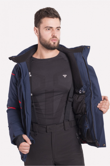 Куртка для зимового спорту AVECS модель 70399-3-AV — фото 3 - INTERTOP