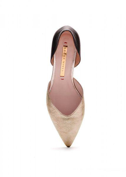Туфлі  для жінок 716302 Туфли-деленки кожаные Modus Vivendi 716302 взуття бренду, 2017