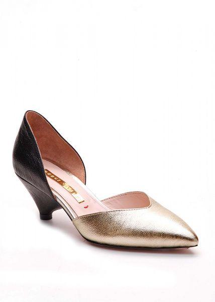 Туфлі  для жінок 716302 Туфли-деленки кожаные Modus Vivendi 716302 , 2017