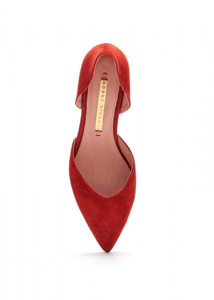 Туфли для женщин Modus Vivendi 716322 модная обувь, 2017