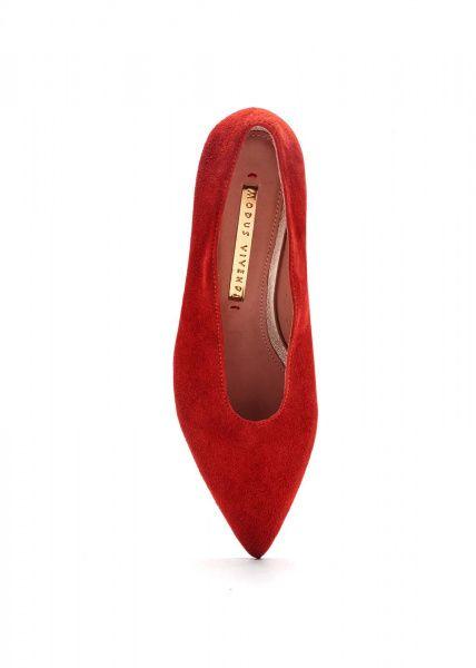Туфли для женщин Modus Vivendi 717311 модная обувь, 2017
