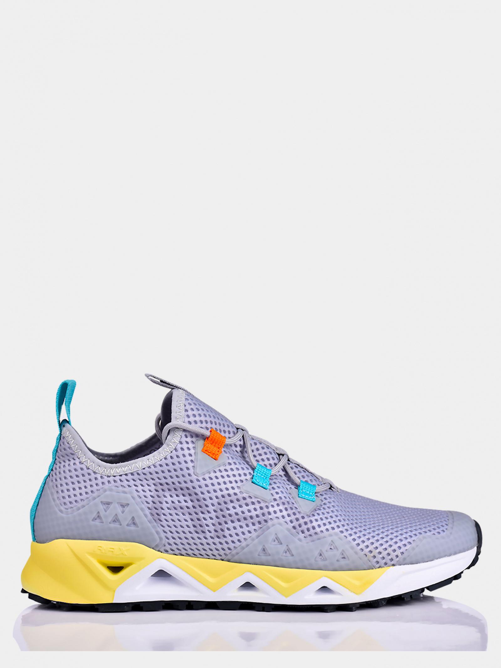Кросівки  для чоловіків RAX 72-5K392-22_GREY розмірна сітка взуття, 2017