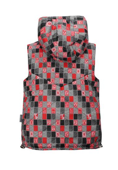 Жилет повсякденний Одягайко модель 7206g — фото 2 - INTERTOP