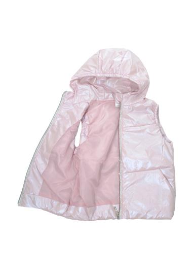 Жилет повсякденний Одягайко модель 72102p — фото 3 - INTERTOP
