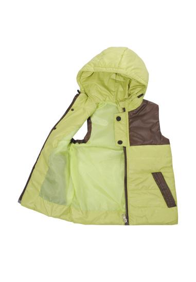 Жилет повсякденний Одягайко модель 7231bg — фото 3 - INTERTOP