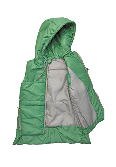 Жилет повсякденний Одягайко модель 7233g — фото 3 - INTERTOP