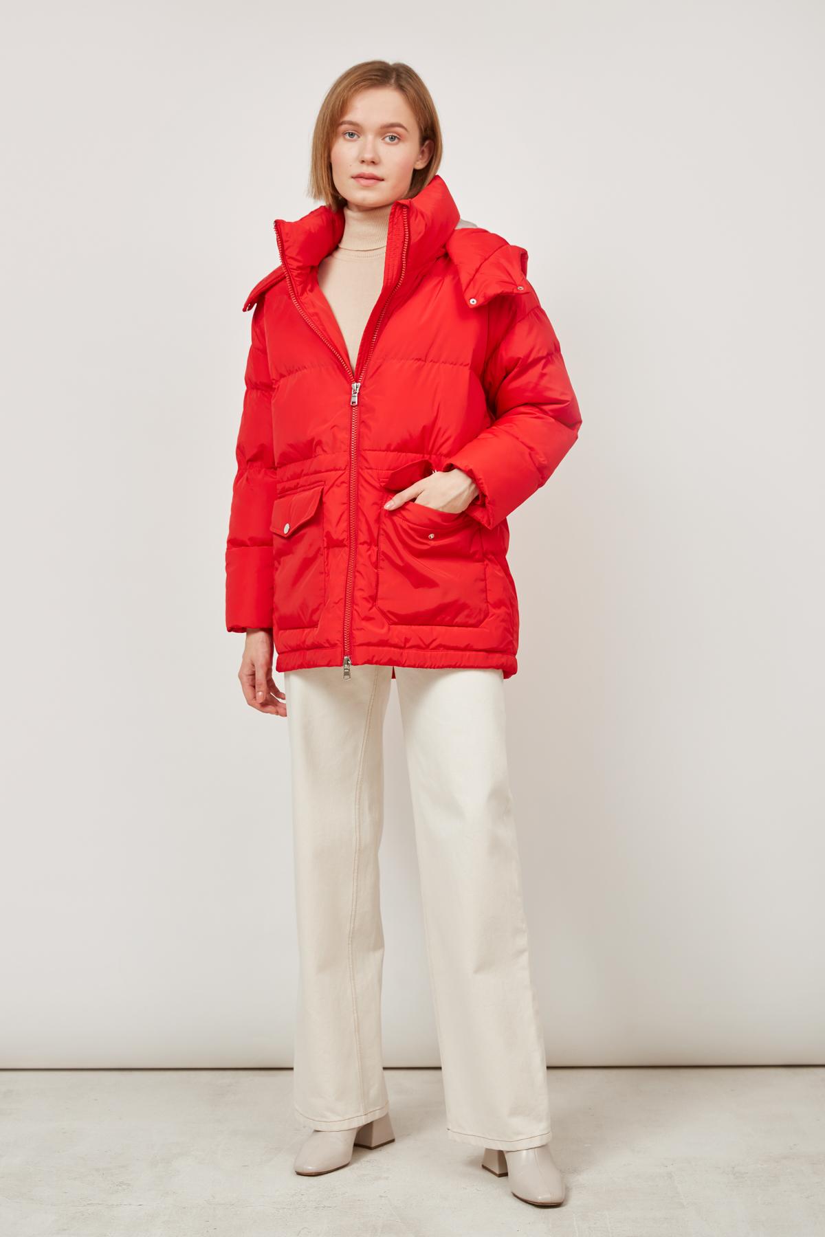 Куртка пуховая женские MustHave модель 7239 отзывы, 2017