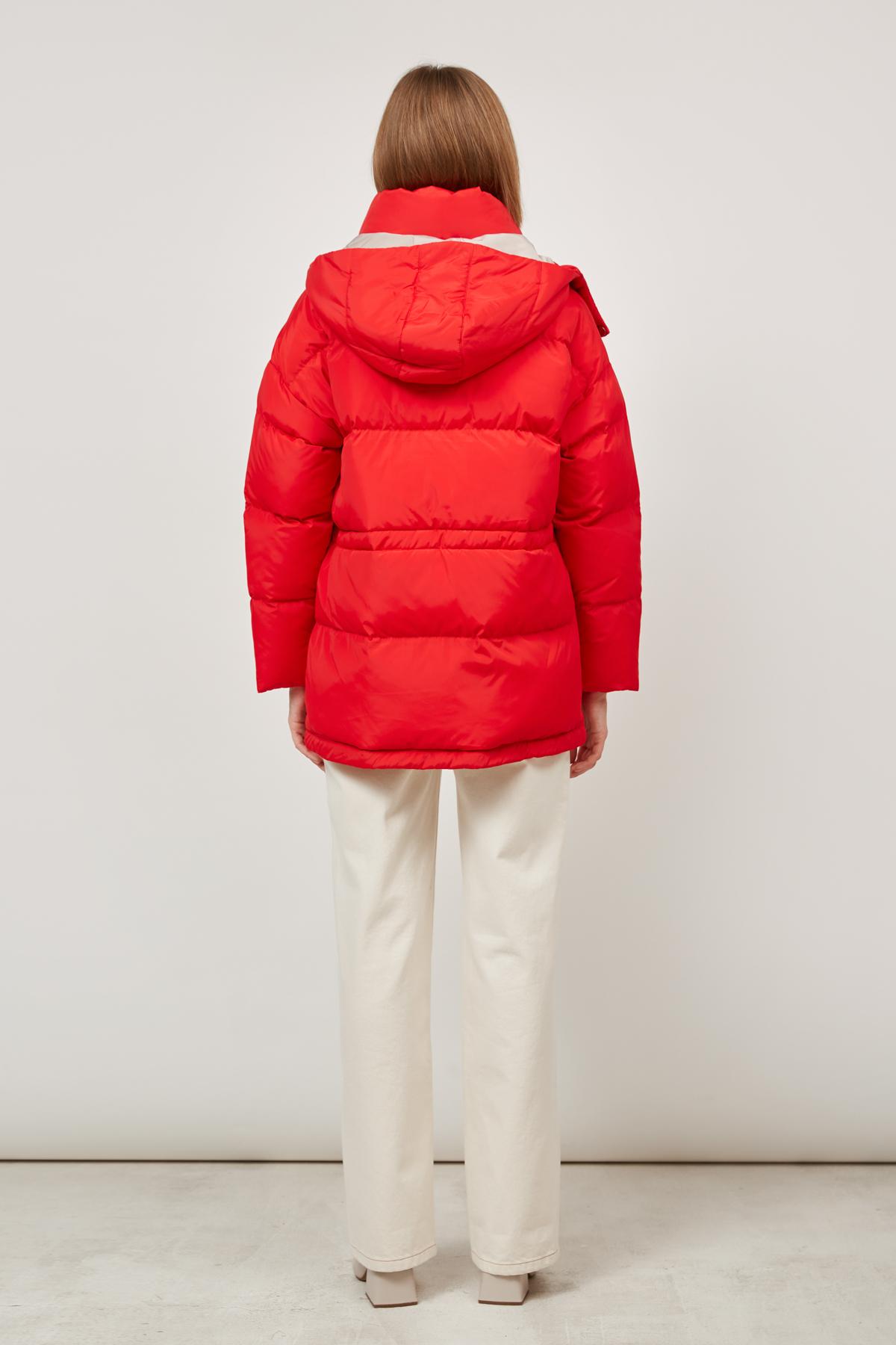 Куртка пуховая женские MustHave модель 7239 цена, 2017