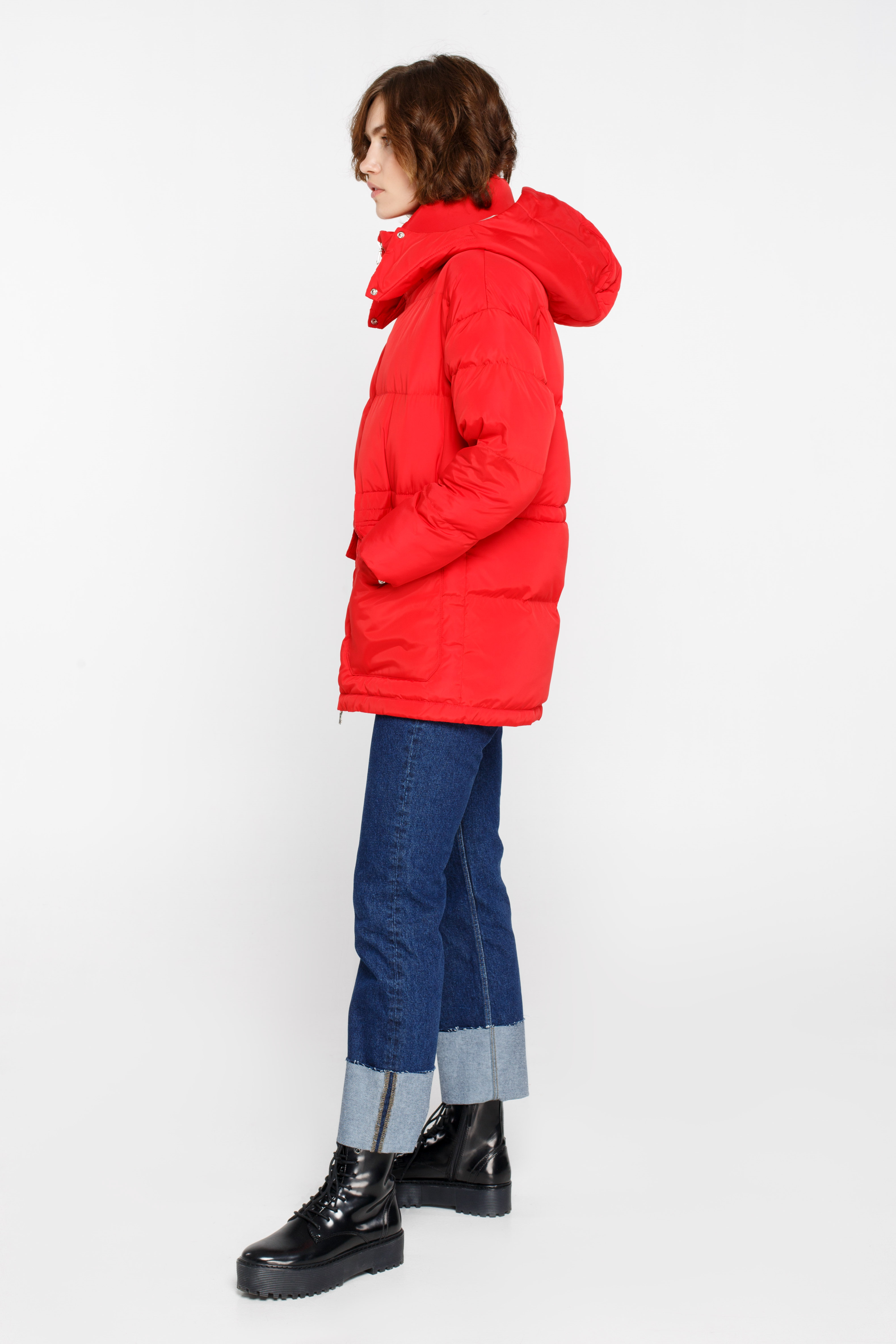 Куртка пуховая женские MustHave модель 7239 приобрести, 2017