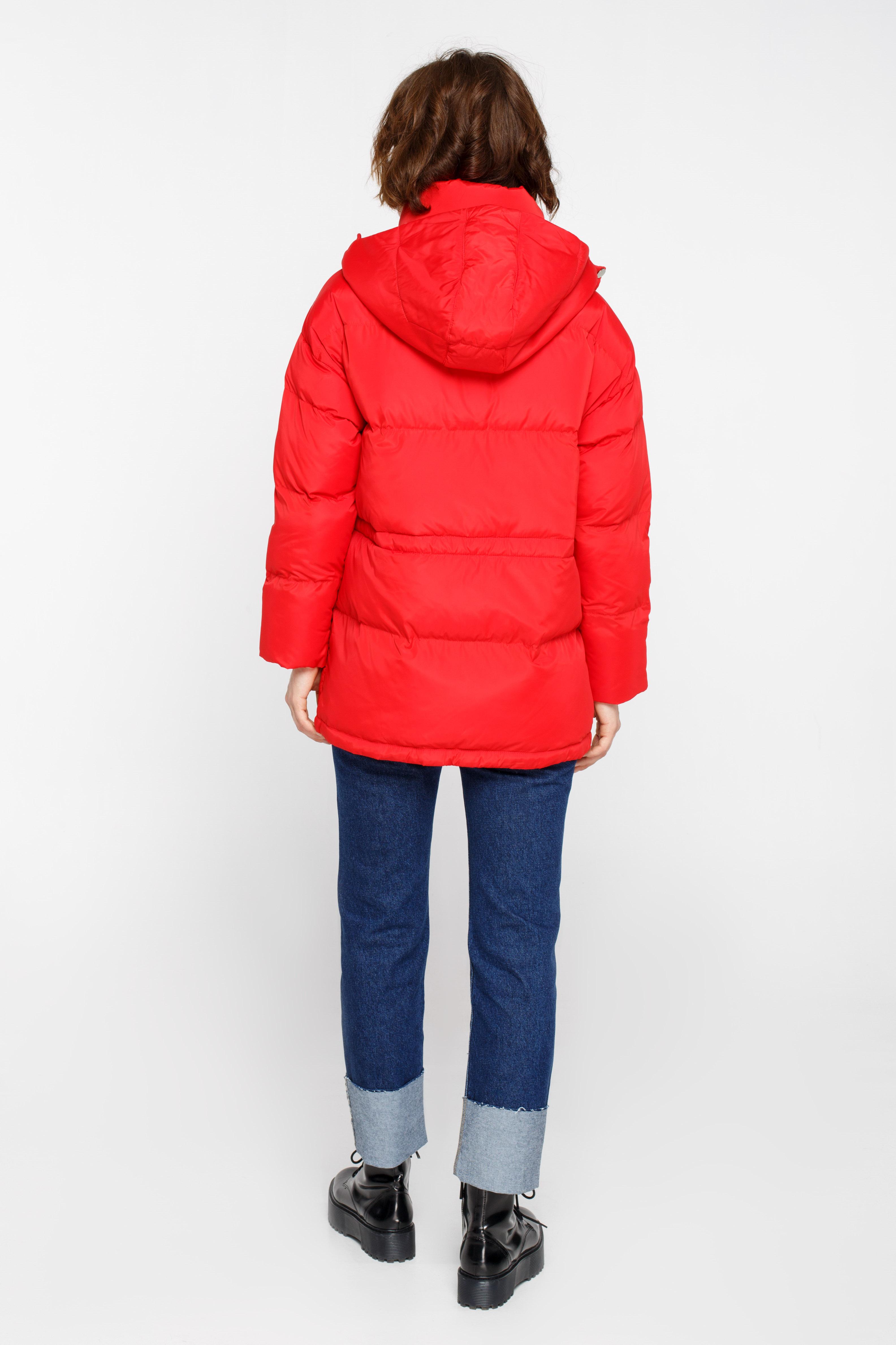 Куртка пуховая женские MustHave модель 7239 , 2017