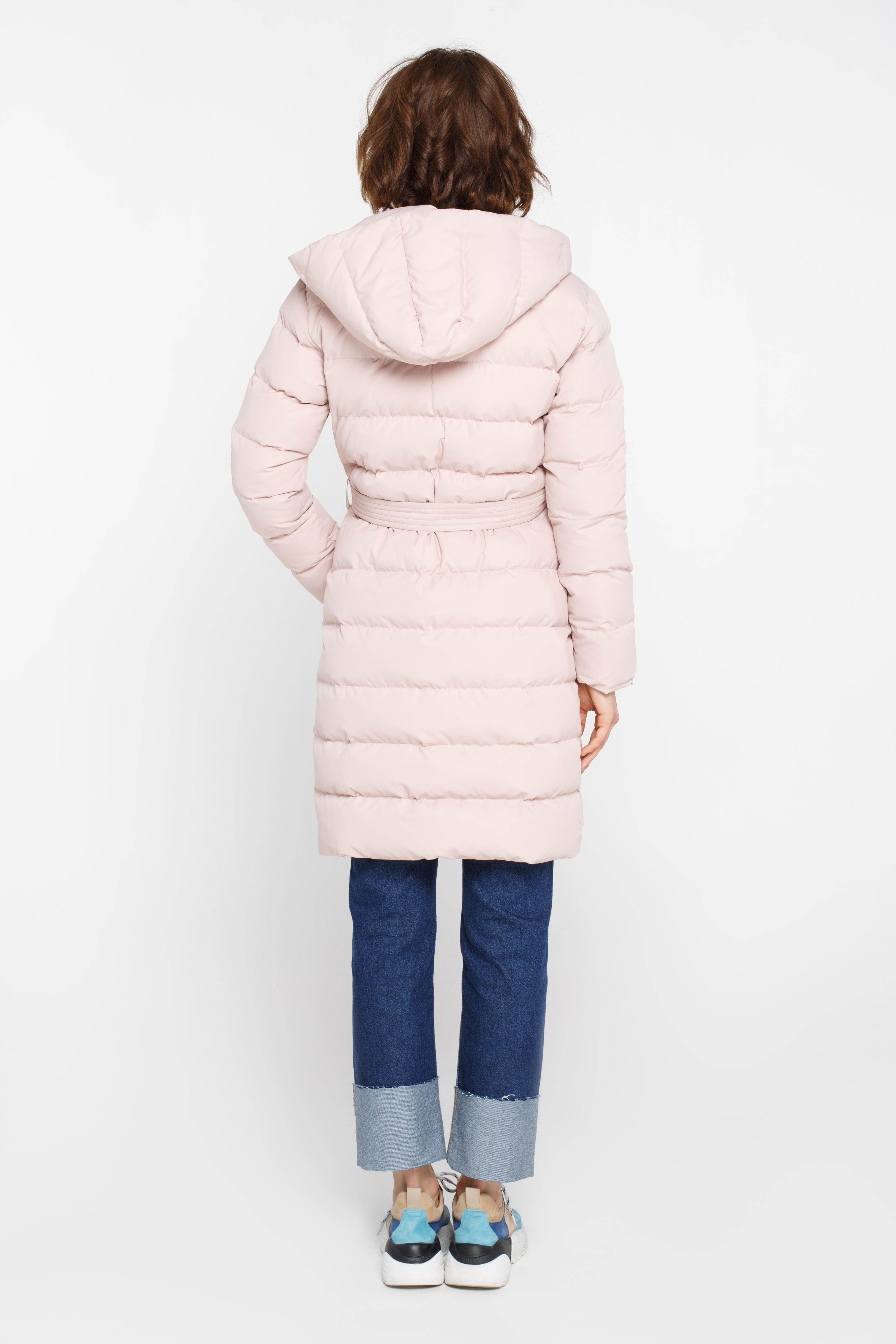 Куртка пуховая женские MustHave модель 7240 , 2017