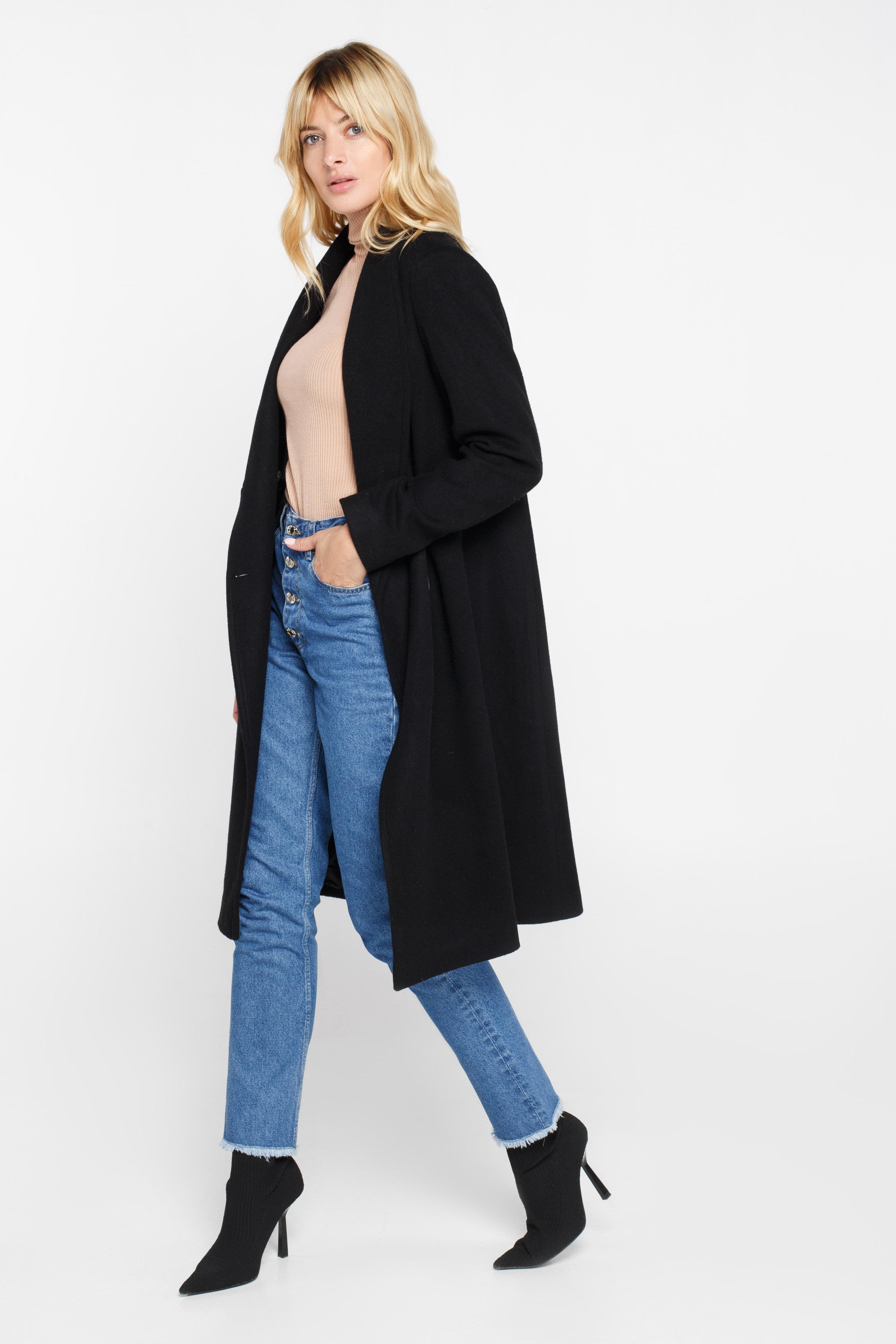 Пальто женские MustHave модель 7276 , 2017