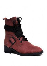 для женщин 730111 Высокие замшевые ботинки Modus Vivendi 730111 цена, 2017