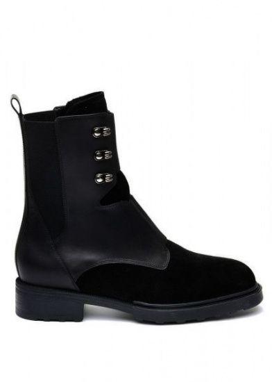 женские 740111 Черные высокие ботинки Modus Vivendi 740111 размерная сетка обуви, 2017