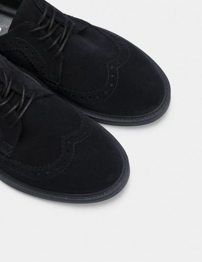 Туфлі  для жінок Туфли 74120211-4 синяя замша 74120211-4 ціна, 2017