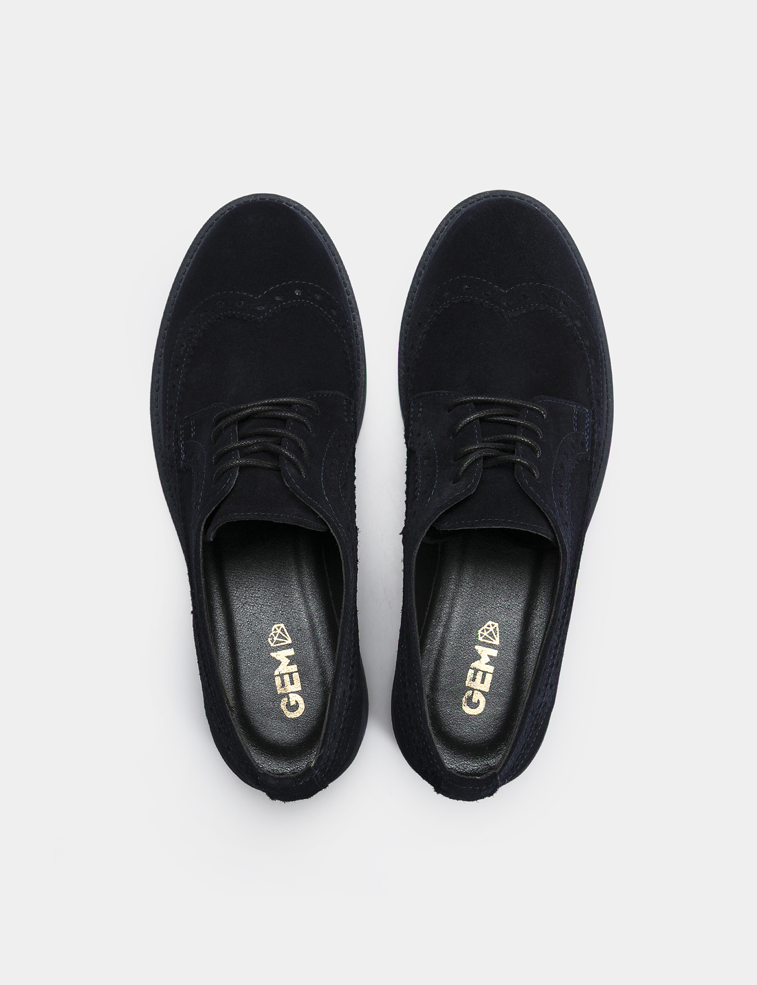 Туфлі  для жінок Туфли 74120211-4 синяя замша 74120211-4 розмірна сітка взуття, 2017