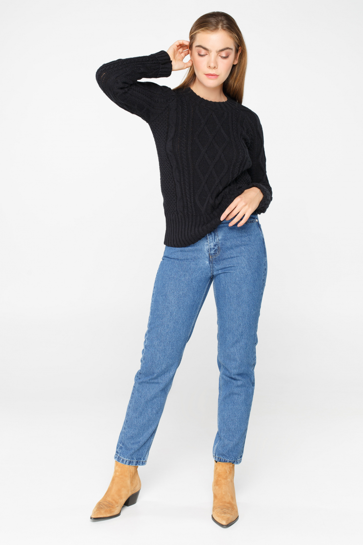 Свитер женские MustHave модель 7438 , 2017