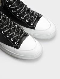 Кросівки  для жінок Кроссовки 747831180-1 черная/белая кожа 747831180-1 фото, купити, 2017