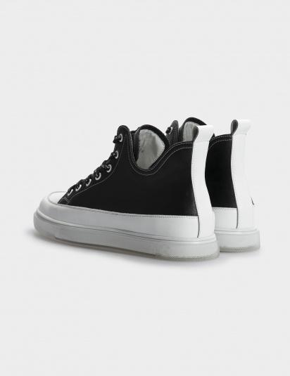 Кросівки  для жінок Кроссовки 747831180-1 черная/белая кожа 747831180-1 замовити, 2017
