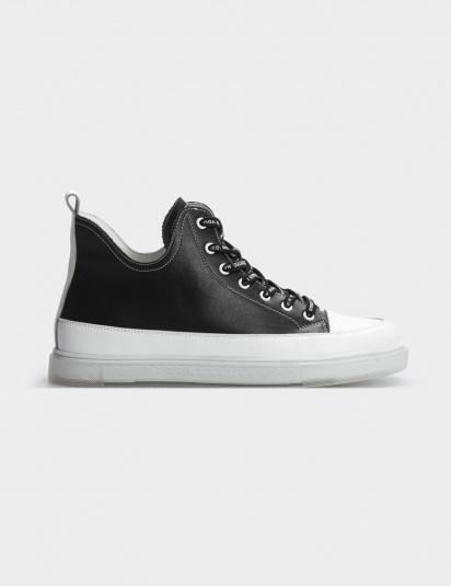 Кросівки  для жінок Кроссовки 747831180-1 черная/белая кожа 747831180-1 вибрати, 2017