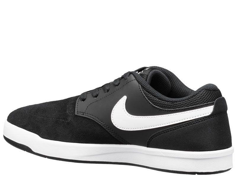 Кроссовки мужские NIKE SB FOKUS Black 749477-002 модная обувь, 2017