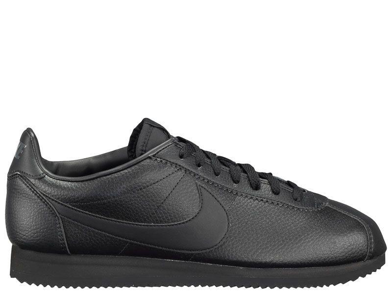 niska cena świetne okazje 2017 różnie Кросівки для чоловіків Nike Classic Cortez Leather Black 749571-002