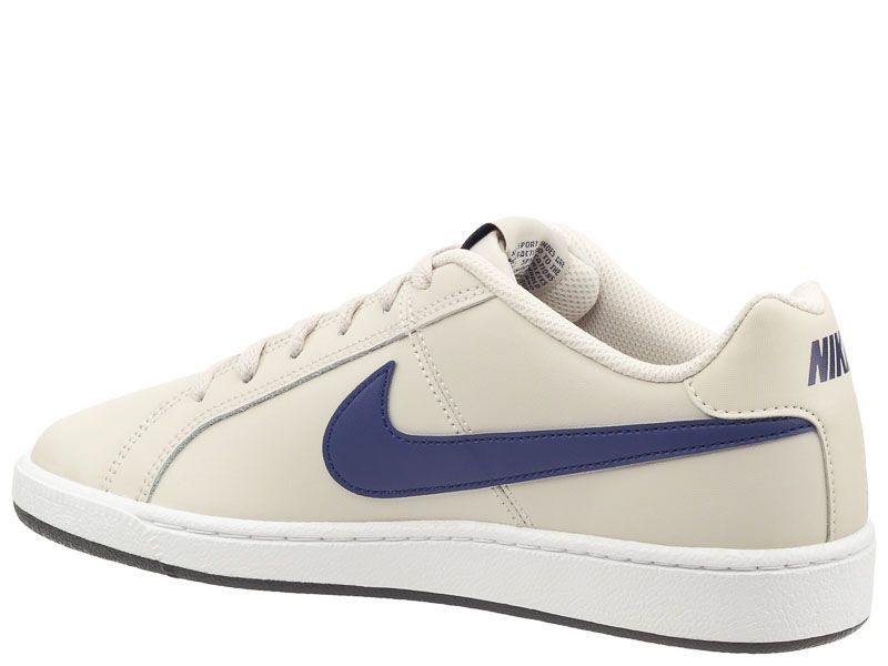 Кеды для мужчин Nike Court Royale Shoe Beige 749747-007 смотреть, 2017