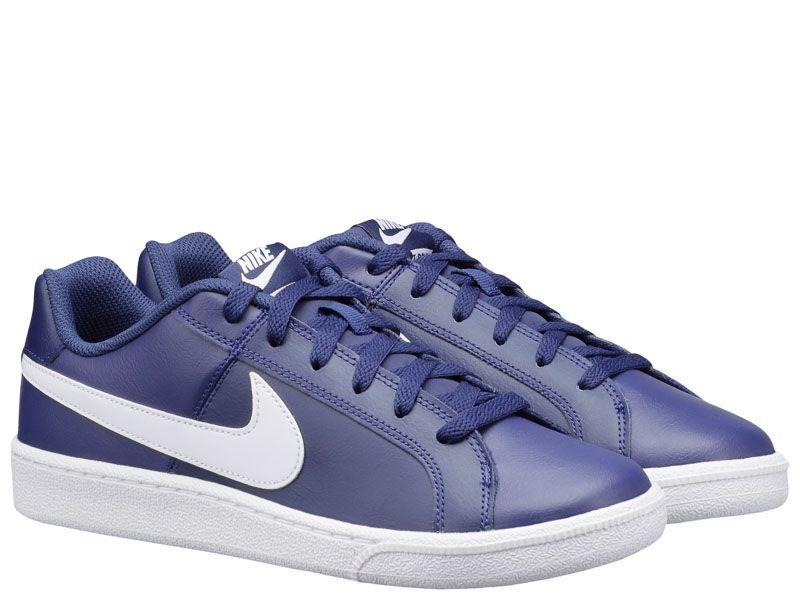 Кроссовки для мужчин NIKE COURT ROYALE Blue 749747-411 цена обуви, 2017