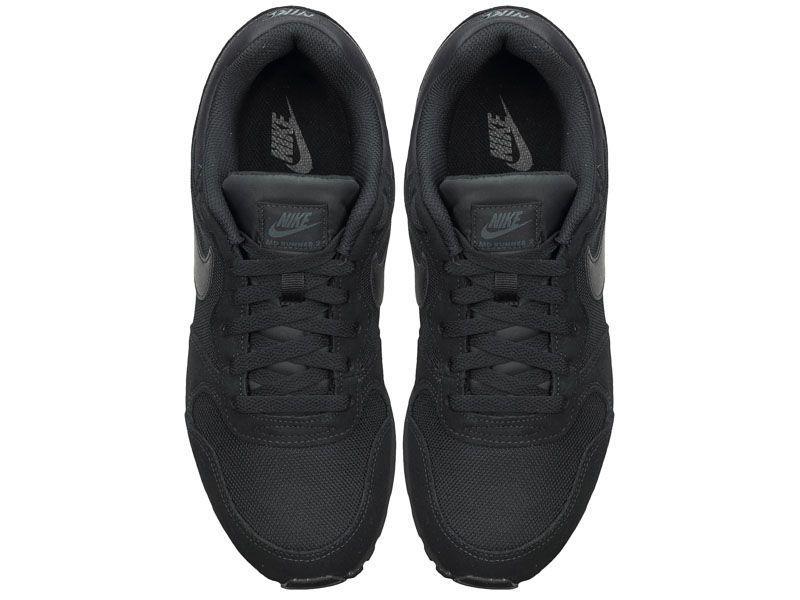 Кроссовки для мужчин NIKE MD RUNNER 2 Black 749794-002 продажа, 2017