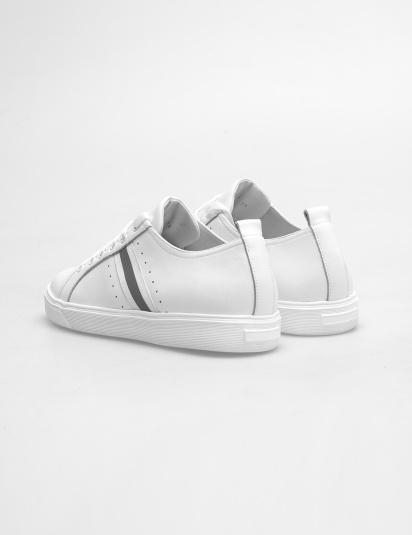 Кросівки  жіночі Кеды 75708180-1 белая кожа 75708180-1 фото, купити, 2017